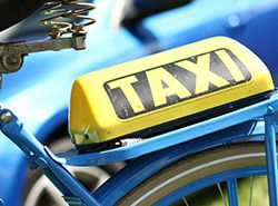 Mirinov TAXI bike