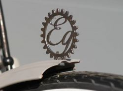 1. ČSR vojenský bicykel